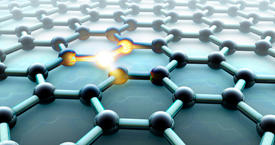 Introducing defects and chemical dopants can boost the electrocatalytic activity of graphene for the hydrogen evolution reaction.