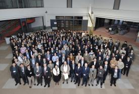 More than 260 participants from 10 countries took part in the 2012 WPI-AIMR Annual Workshop